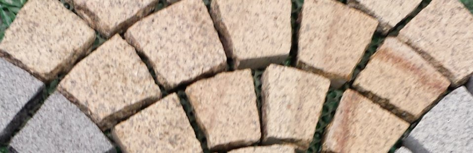 YELLOW GRANITE – MASH PAVER MAT 2